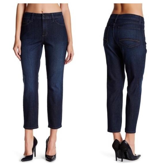 NYDJ Denim - NYDJ Petite Clarissa Ankle Jeans 6 High Waist